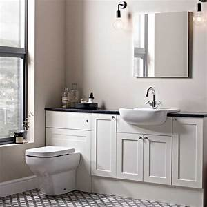 Stow, Natural, White, Fitted, Furniture