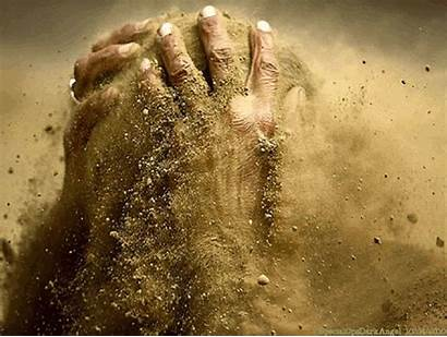 Sand Dust Drifting Low Animated Gifer Px