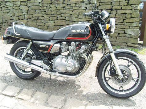 1982 Suzuki Gs1100l by Suzuki Gs1100 Gallery Classic Motorbikes