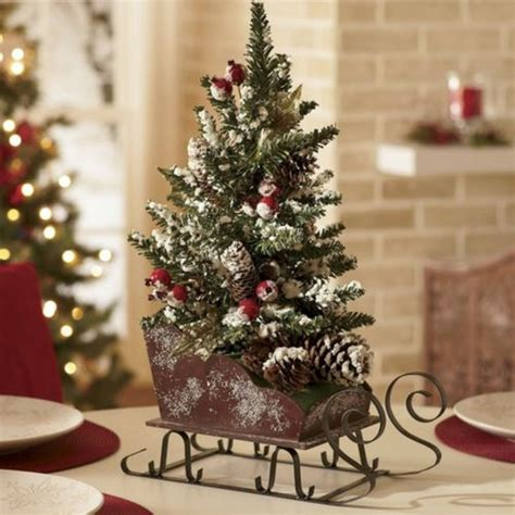 99 elegant and beautiful tabletop christmas tree