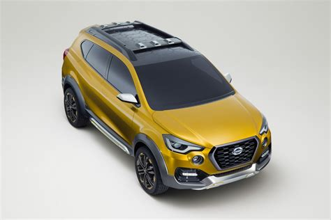 Datsun Cross Photo by Datsun S Tokyo Show Go Cross Concept May Preview Low Cost