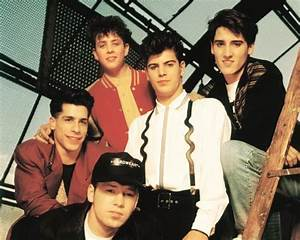 88degrees.TV: 80's Pop Music - New Kids On The Block ...