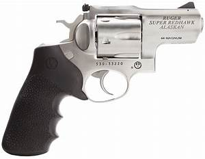 Ruger Super Redhawk Model KSRH2 Alaskan Revolver 5303 44 ...