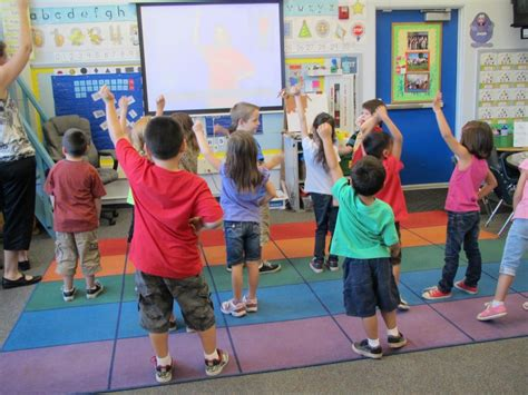managing rest time in kindergarten or pre k heidi songs 396 | Class singing with DVD 1024x768