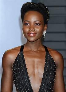 Lupita Nyongo At 2018 Vanity Fair Oscar Party In Beverly Hills Celeb Donut