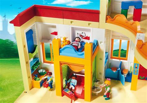 playmobile cuisine garderie 5567 playmobil