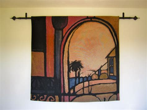 hang  tapestry tips  tricks