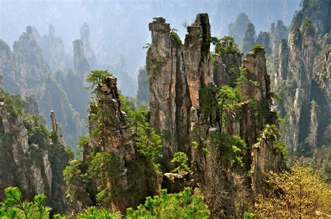 landscape, Cliff, Nature, Rock Formation, Trees Wallpapers ...