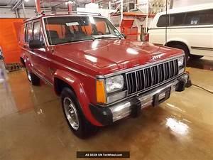 Jeep Cherokee 1990 : 1990 jeep cherokee pioneer t157110 ~ Medecine-chirurgie-esthetiques.com Avis de Voitures