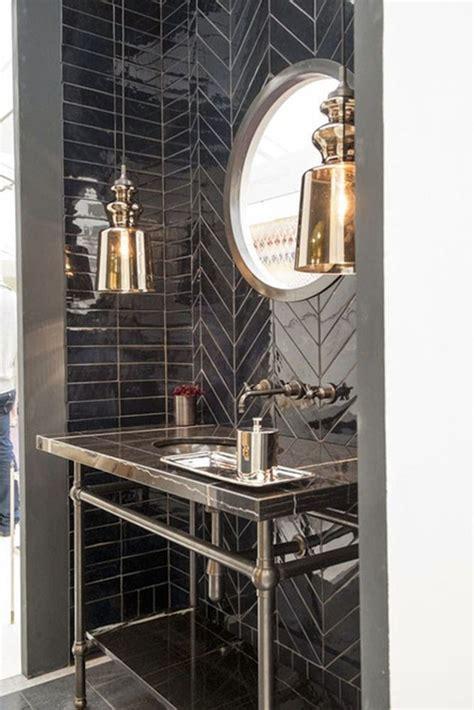 black tiled bathroom beautiful bathroom ideas becki owens