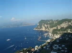 Isle of Capri Island Italy