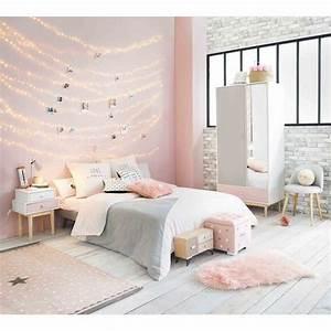 Chambre Fille Scandinave : chambre de jeune fille des id es d co copier ~ Melissatoandfro.com Idées de Décoration