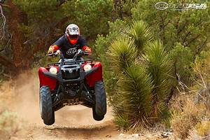 2014 Yamaha Grizzly 700 Fi Eps First Ride Review