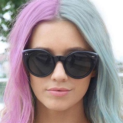 cool hair color ideas     thefashionspot