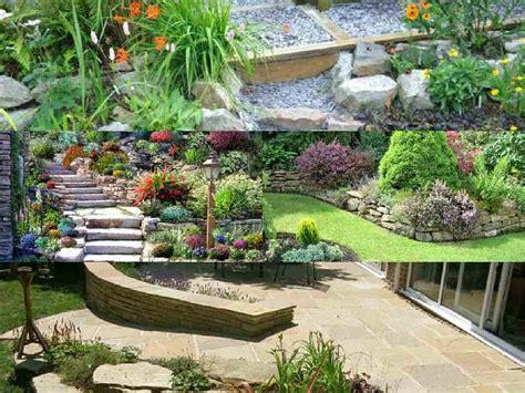 decorare giardino 10 idee per decorare il giardino con la pietra guida