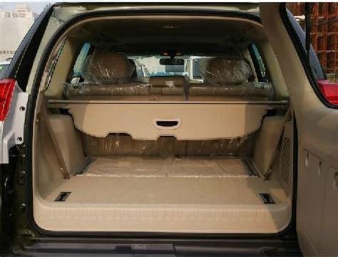 Cargo Shade For 2013 Chevy Captiva  Autos Post