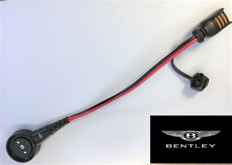 Ctek Bentley Battery Charger / Conditioner Adapter Cable