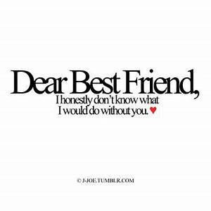 best friend, dear, friend, friends - image #608614 on ...