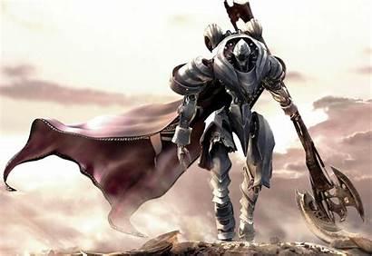 Knight Chronicles Fantasy Games Digital Rpg Background