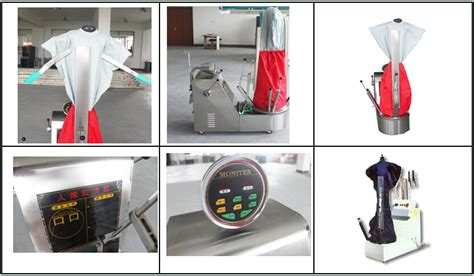 China Form Finishing Equipment Clothes Industrial Steam