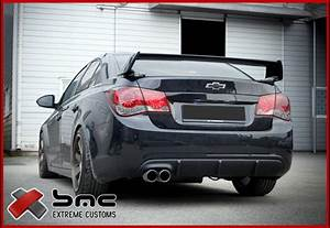 2014 Chevy Cruze Lights Chevrolet Cruze Radical Gt Spoiler 2010 2015 Crzrdcl