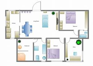 Home Plan Software, Free Examples Download