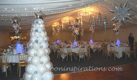 winter wonderland party decorations themed christmas