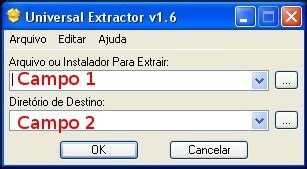 Resume Setup Exle by Universal Extractor