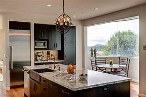 Rustic Glam - Kitchen - san francisco - by Gilmans ...