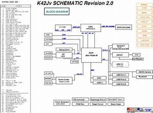 Asus K42jv Motherboard Schematic  U2013 Laptop Schematic