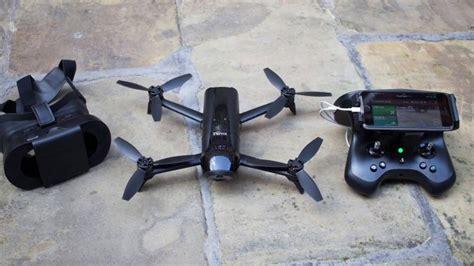tout savoir sur le drone parrot bebop  power fpv