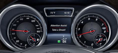 Many dashboard warning lights are universal and have an identical or similar meaning the world over. How Does Mercedes-Benz ATTENTION ASSIST® Work? | Mercedes ...