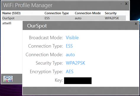 Manager Profile by Wifi Profile Manager 8 View Preferred Wireless Network