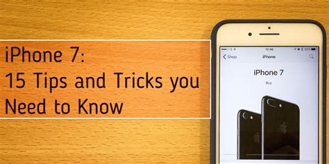 iphone 7 tricks iphone 7 15 tips and tricks you need to internetseekho