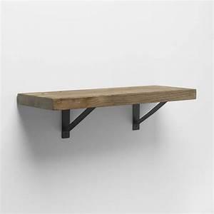 Reclaimed wood shelves diyas 15 15 project for Barnwood shelves for sale