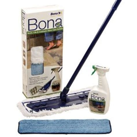 Bona Laminate Floor Cleaner Kit by Bona Tile Laminate Floor Kit 32oz