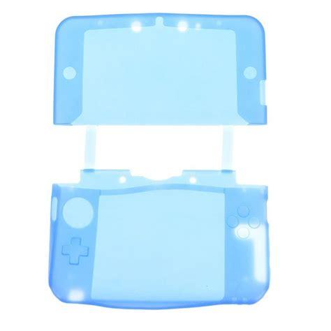 housse de protection nintendo 3ds xl housse de protection silicone bleu nintendo new 3ds xl