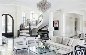 17, Luxury, U0026, Stylish, Interior, Designs, With, Piano