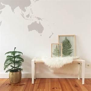 Banc En Bois Ikea : diy 59 un banc en bois et blanc pierre papier ciseaux ~ Premium-room.com Idées de Décoration