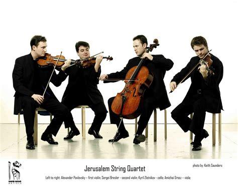 classical  jerusalem string quartet