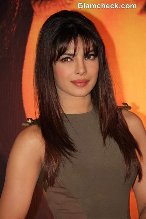 Priyanka Chopra In Victoria Beckham At The Launch Of Her