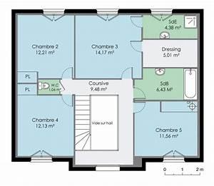 les 25 meilleures idees de la categorie plan maison etage With nice plan maison demi etage 0 plan maison 2 etages moderne