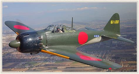 Planes Of Fame Wwii Zero To Visit Japan