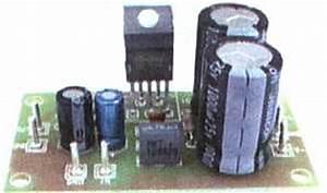 Tda2030 Audio Amplifier Circuits