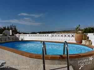 Bungalow Mit Pool : bungalow mit privatpool in guter lage von costa calma ~ Frokenaadalensverden.com Haus und Dekorationen
