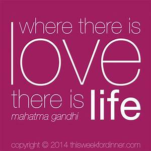 This Week for D... Printable Gandhi Quotes