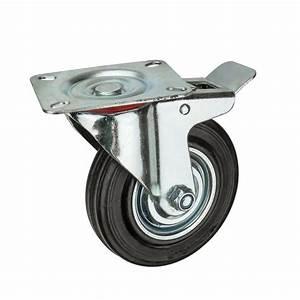 Lenkrollen Mit Bremse : transportrollen lenkrollen mit bremse d 125 mm bis 100 kg ~ Eleganceandgraceweddings.com Haus und Dekorationen