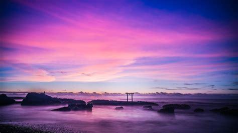 images beach sea coast ocean horizon cloud