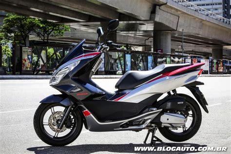 Honda Pcx 150 Sport Estreia Como Versão Mais 'agressiva