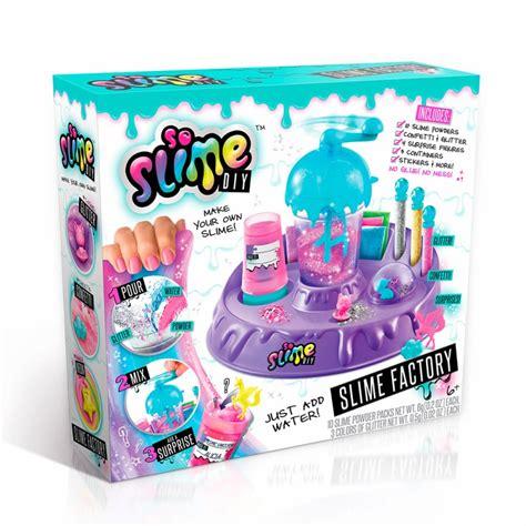 Slime Diy™ 3640  Slime Factory  Danawares®  Planète Jeux